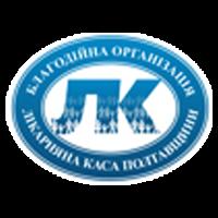 логотип БО Лікарська каса Полтавщіни