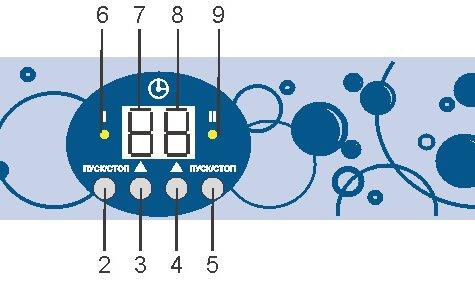 Устройство аппарата мит-с двухканальный