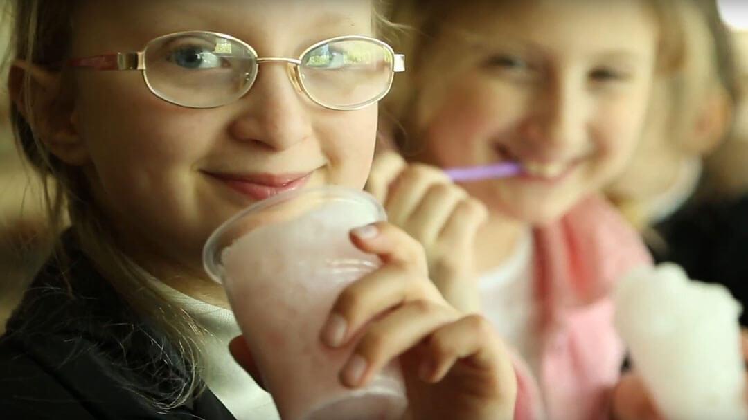 Кислородные пенки для детей фото 1